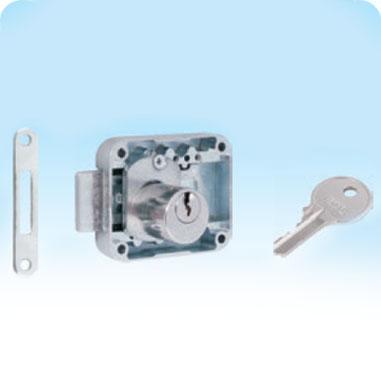 Мебелна - Външна със секретна ключалка